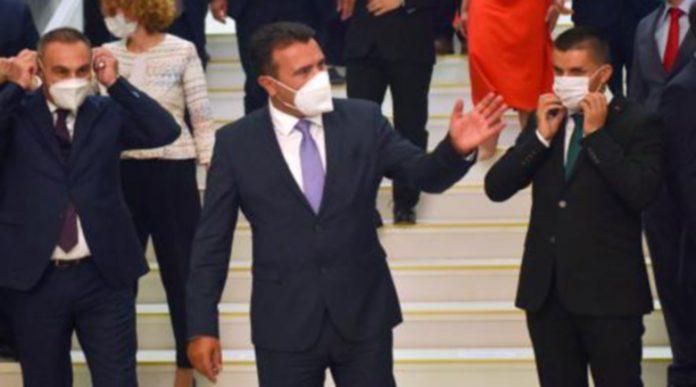 Северна Македония има ново коалиционно правителство