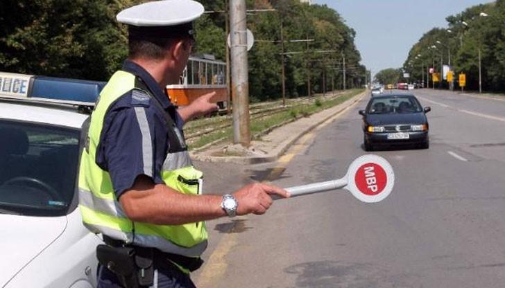 Само за месец Пътна полиция връчи на чужденци 9220 глоби