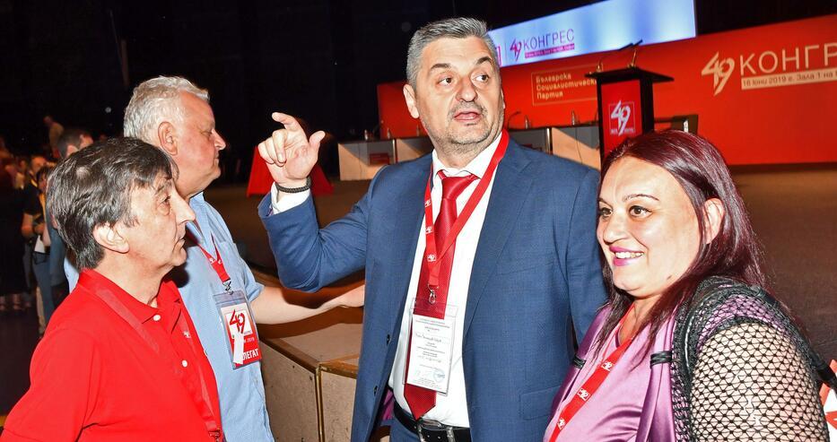 Кирил Добрев: БСП може да излезе от Народното събрание на 2 септември, твърдо против ВНС