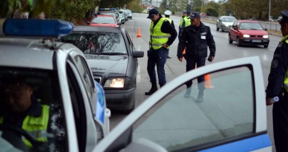 Пътна полиция започва нова акция, затяга контрола по пътищата