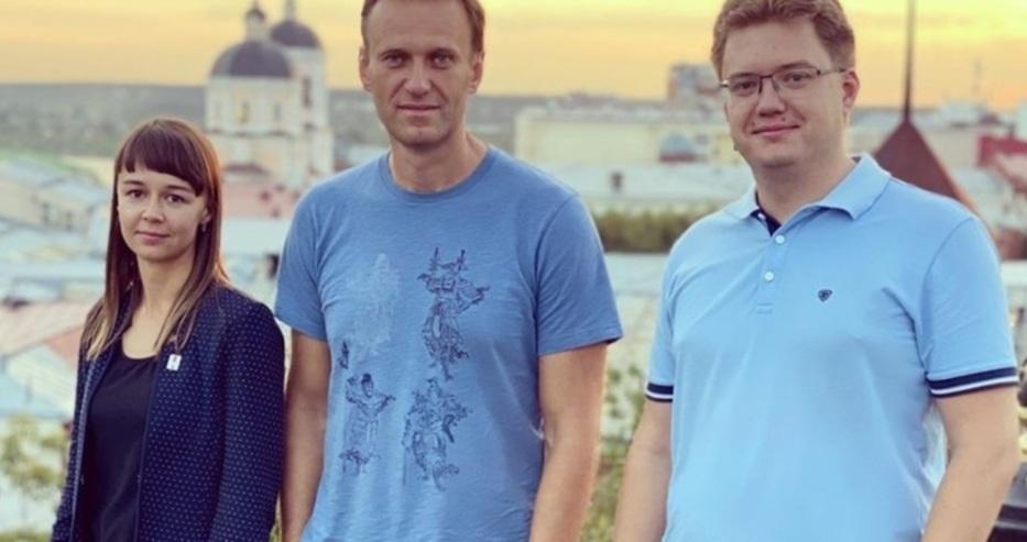 Самолетът с Навални кацна в Германия