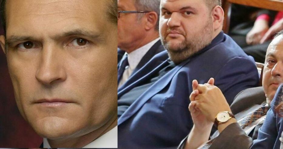 """""""Монитор"""" на Пеевски отговори на Божков: Призна си за съюза с Цветан Василев, пак мълчи за убийствата и заграбените милиони"""