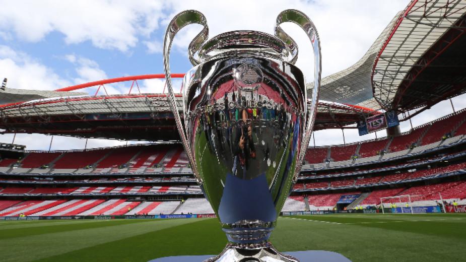 Отборът на Лион елиминира Манчестър Сити с 3:1 в последния четвъртфинал на Шампионската лига по футбол