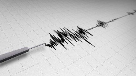 Земетресение край Пазарджик