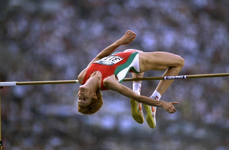 30 август 1987 г.: Стефка Костадинова записва световния си рекорд