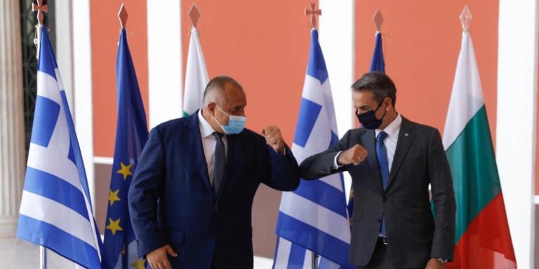 Мицотакис: Големи геополитически ползи от газопровода с България