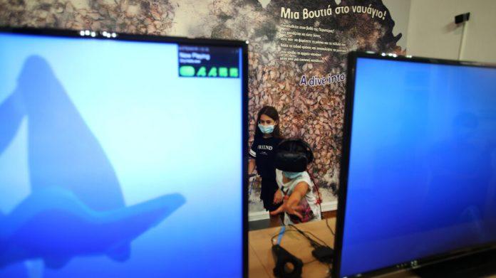 Първият по рода си подводен музей отвори врати в Гърция