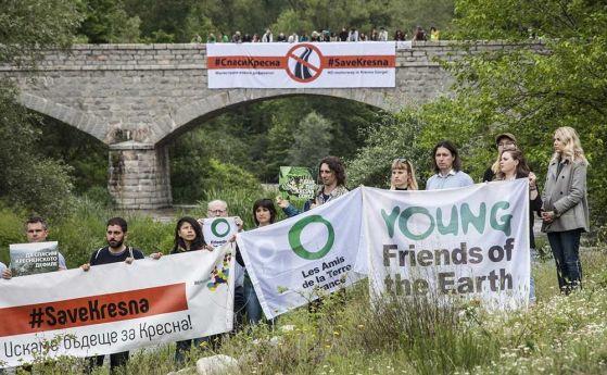Природозащитник от Кресна 8-ми ден е в гладна стачка