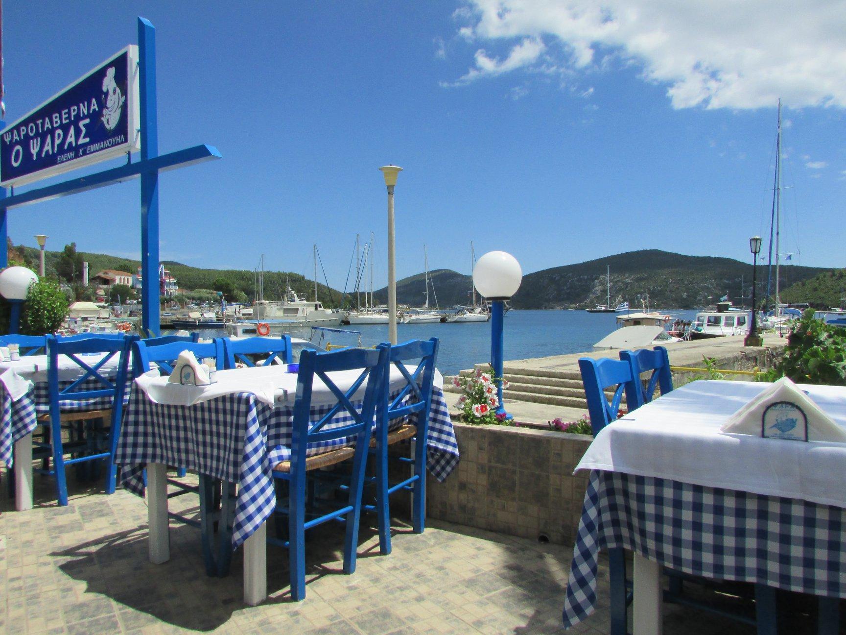 Гърция отчете близо 90 на сто спад на приходите от туризъм