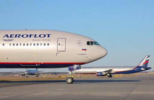 Аерофлот отмени всичките си полети до Бургас