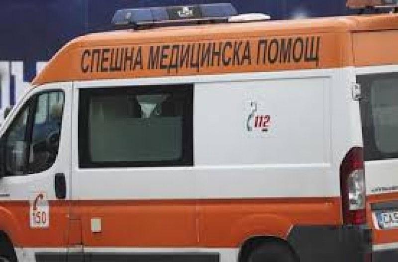 35-годишна жена е с контузия на скула на лицето вследствие на ПТП в Гоце Делчев