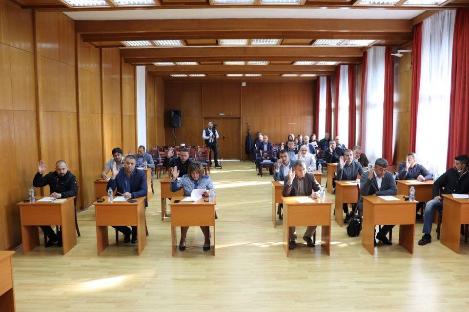 Общинските съветници проведоха поредното си закрито заседание