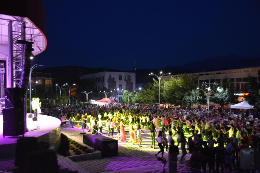 Отбелязват празника на град Симитли с официален церемониал
