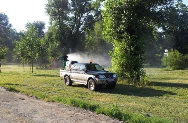 От 4 септември започва поредна масова дезакаризация на територията на община Благоевград