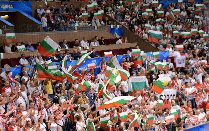 Националният отбор по волейбол се класира за европейското първенство