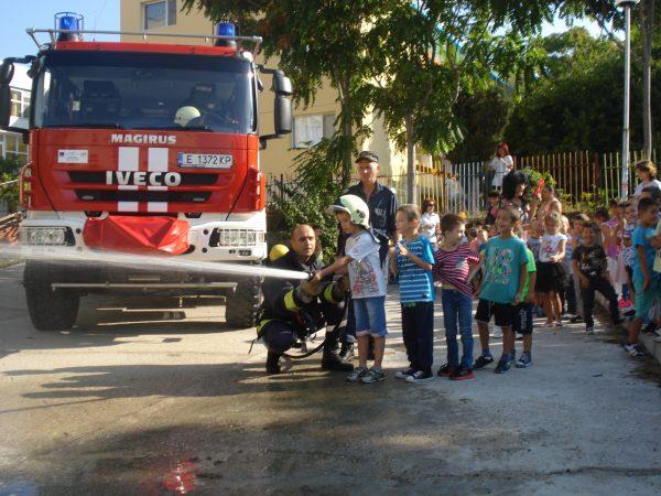 РСПБЗН – Сандански с редица инициативи, посветени на професионалния празник