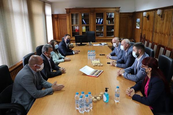 B Община Банско се състоя среща между ръководството на общината и представителите на ПП ГЕРБ