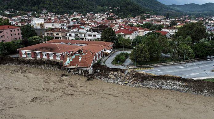 Ужасът от първо лице: Българка в Гърция разказа за урагана