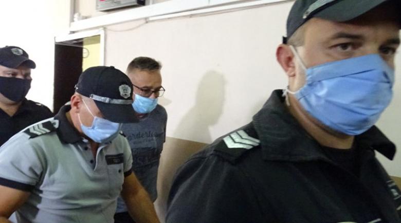 Отново арестуваха Каплата – заканил се с убийство