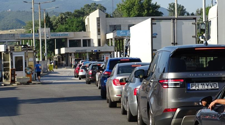 Трафикът на българските гранични контролно-пропускателни пунктове на 21.09.2020 г.