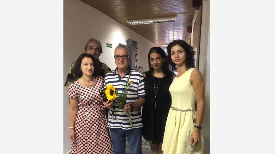 Емблематичният глас на Радио Благоевград – Пламен Николов се пенсионира