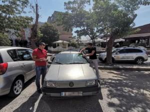 Акция за принудително отстраняване и маркиране на излезли от употреба моторни превозни средства (ИУМПС) стартира на територията на гр. Благоевград