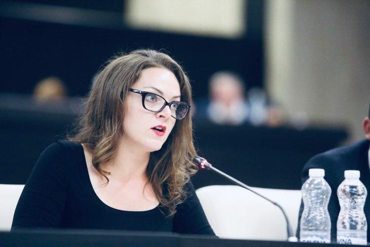 Бодра смяна! Ваня Маникатева е избрана за зам.-председател на националното Младежко обединение в БСП