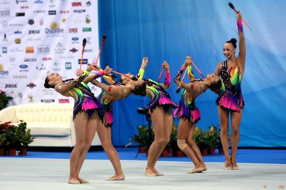 Четири положителни проби за Ковид в националния отбор по художествена гимнастика
