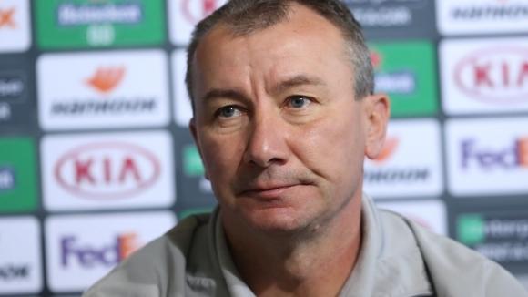 ЦСКА ще освободи треньора Стамен Белчев