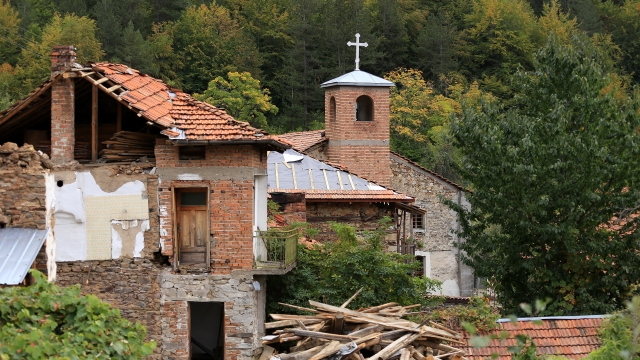 Изгубени във времето: Село Осеново