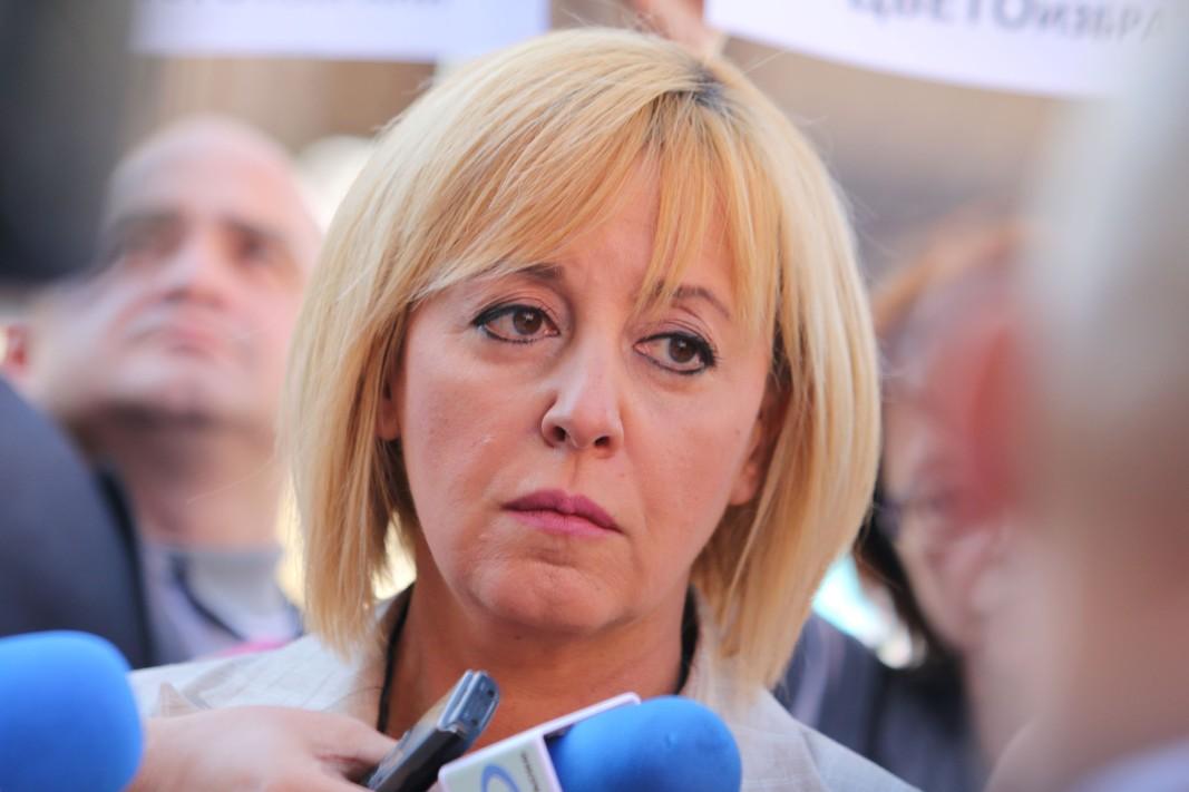 Мая Манолова ще се срещне с граждани в Гоце Делчев, Копривлен и Абланица