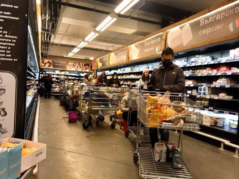 Затварят хранителни магазини за неспазване на мерките в Благоевград?