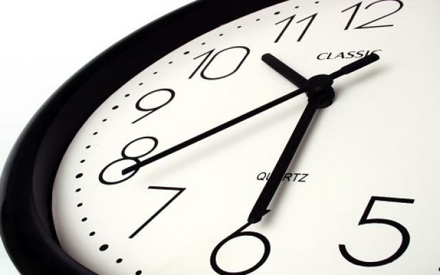 Ето кога обръщаме времето