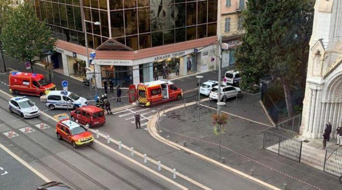 Нова касапница в Ница, една от жертвите обезглавена