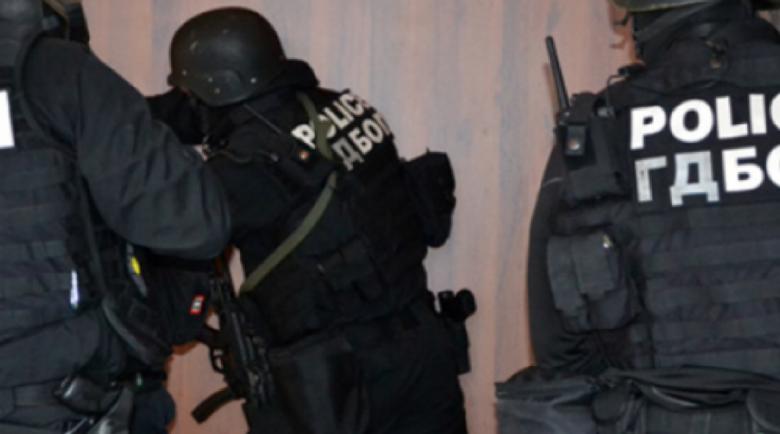 ГДБОП удари разбойник на Наско Гаргата