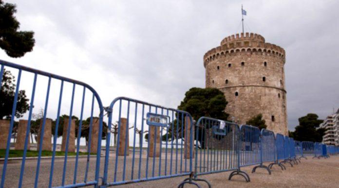 Кметът на Солун иска пълна карантина и вечерен час