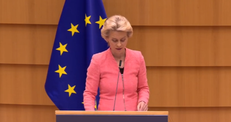 Урсула фон дер Лайен: Всички държави от ЕС ще получат ваксини едновременно