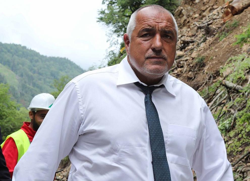 Премиерът Борисов от Пазарджик: Докато другите бърборят, ние изграждаме