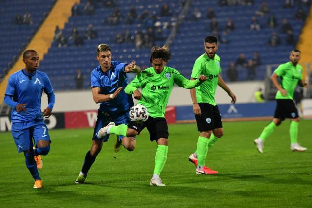 Черно море наруши една дългогодишна черна серия срещу Левски в София