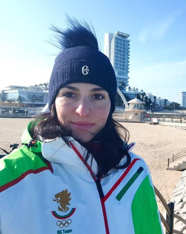 Даниела Кадева с прецизна стрелба във финландския курорт Контилоахти