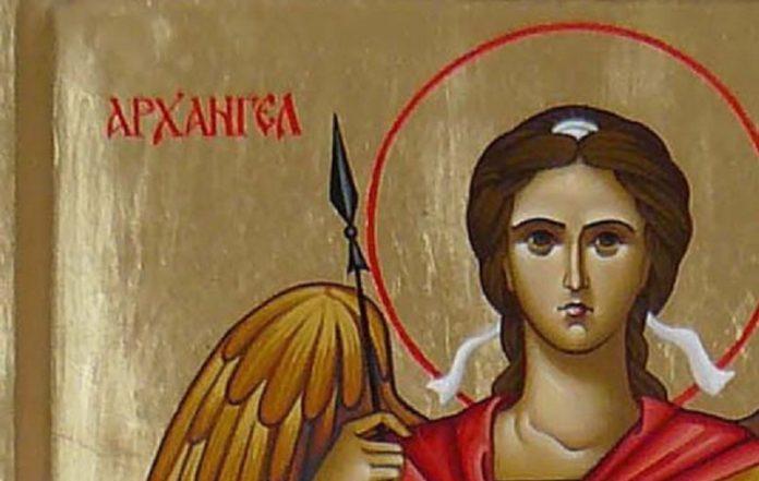 На 8-ми ноември се отбелязва Архангеловден