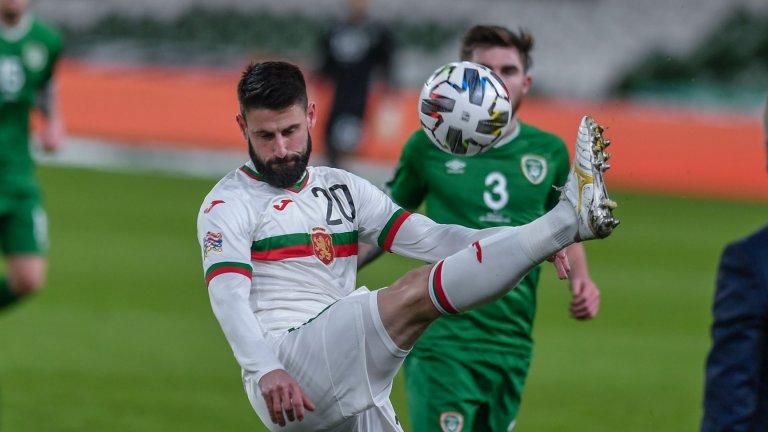 """Националите по футбол без победа в групата и отпадна в Лига """"С"""" на Лигата на нациите"""