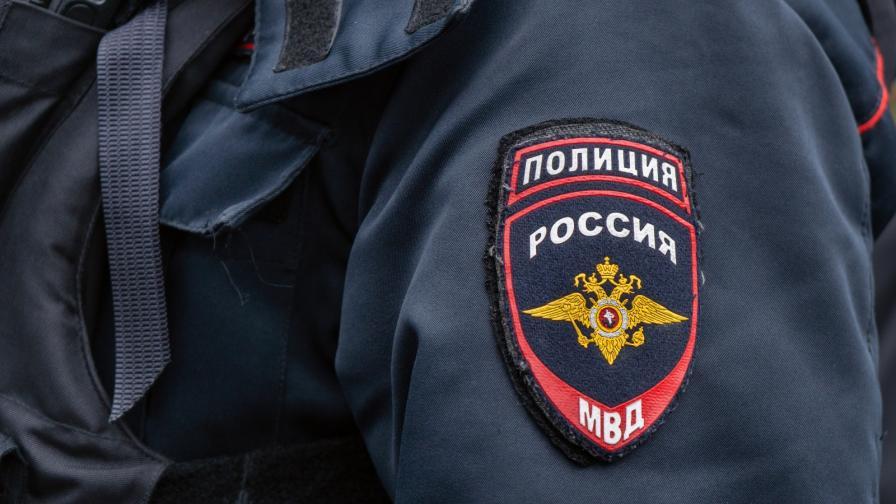Полицията опроверга информацията за заложници в Москва