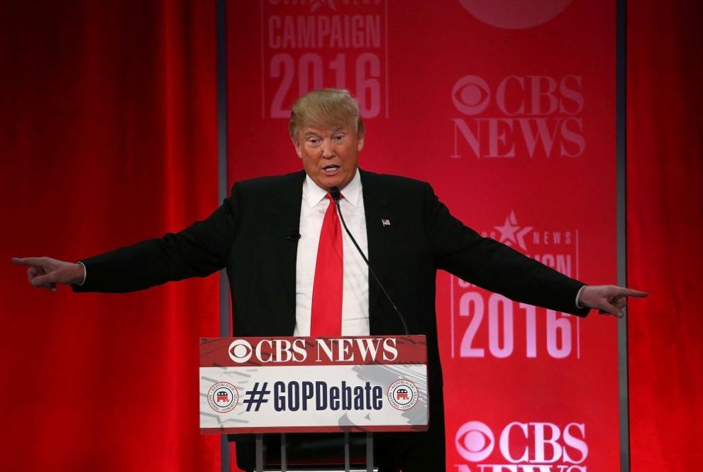 Тръмп обеща да съобщи за безпрецедентни фалшификации на изборите
