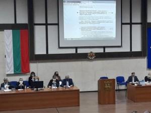 Днес се проведе извънредно заседание на Общински съвет Благоевград