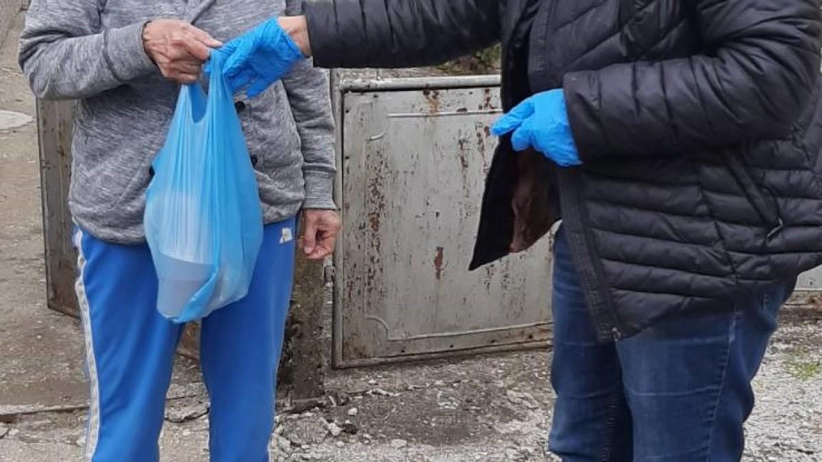 190 потребители в община Гоце Делчев се обслужват по проект насочен към най-уязвимите от COVID 19