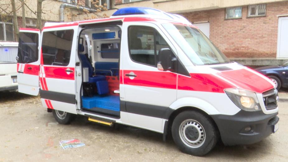 Още една нова оборудвана линейка за болницата в Петрич