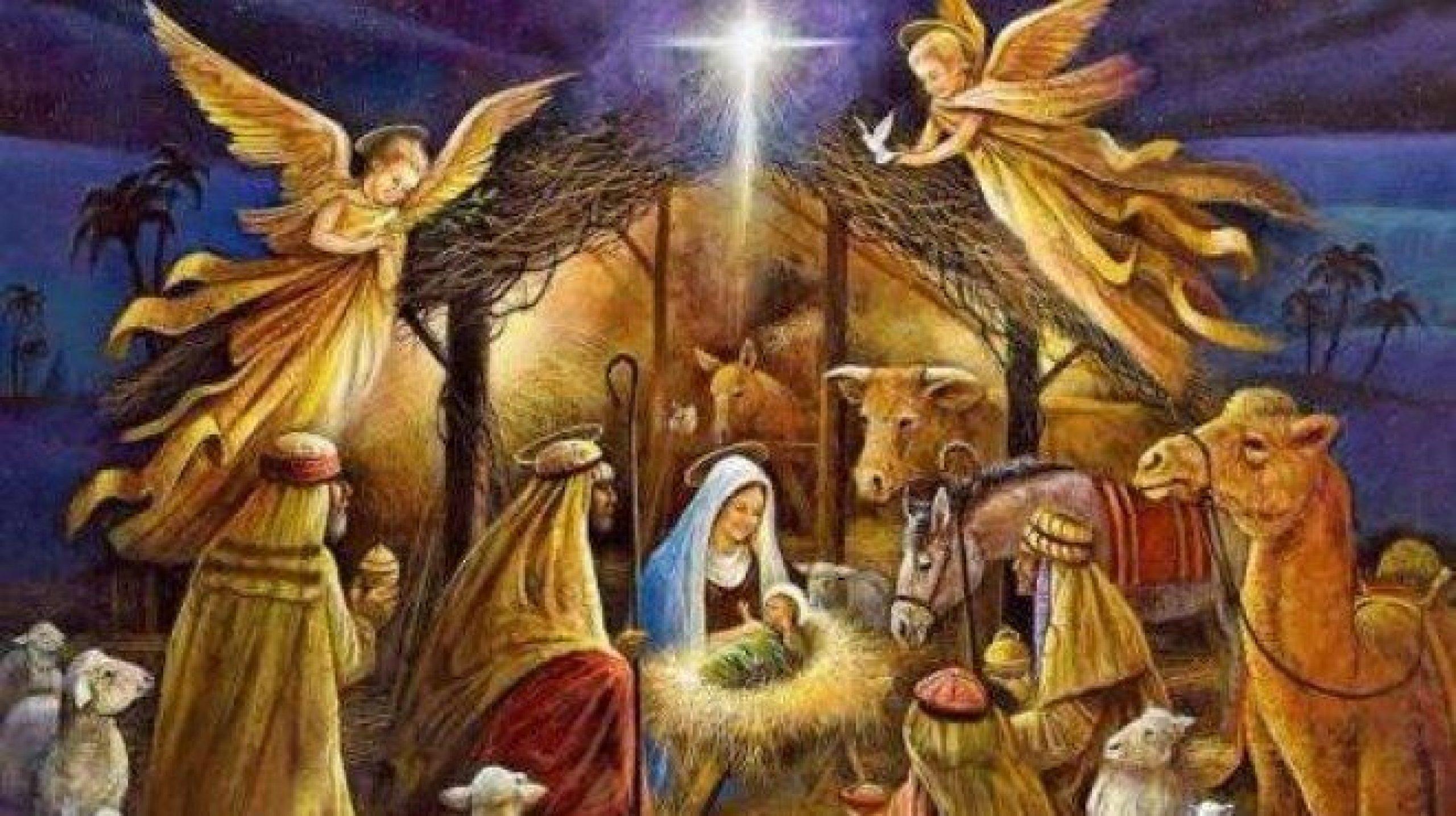 Рождество Христово – най-светлият християнски празник