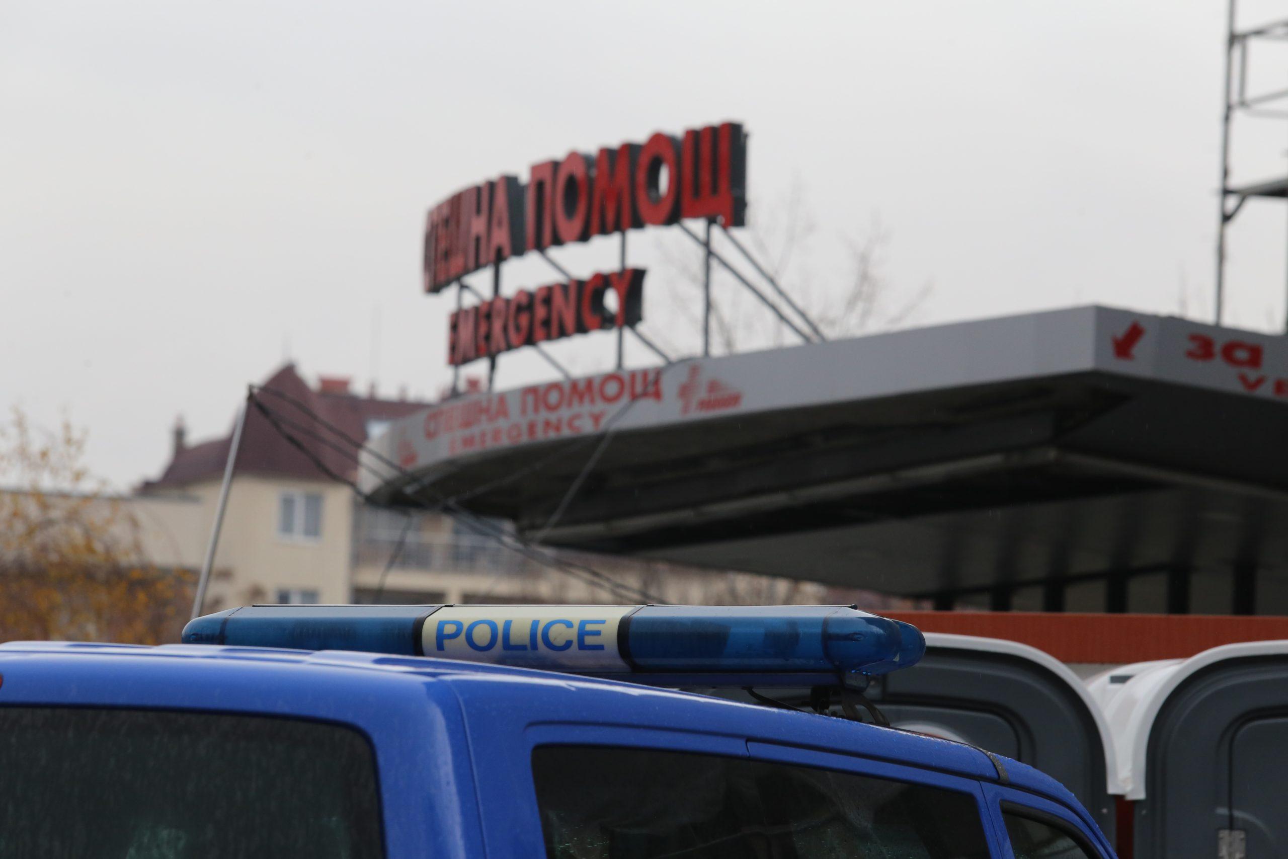 """Пациент скочи от шестия етаж на """"Пирогов"""""""