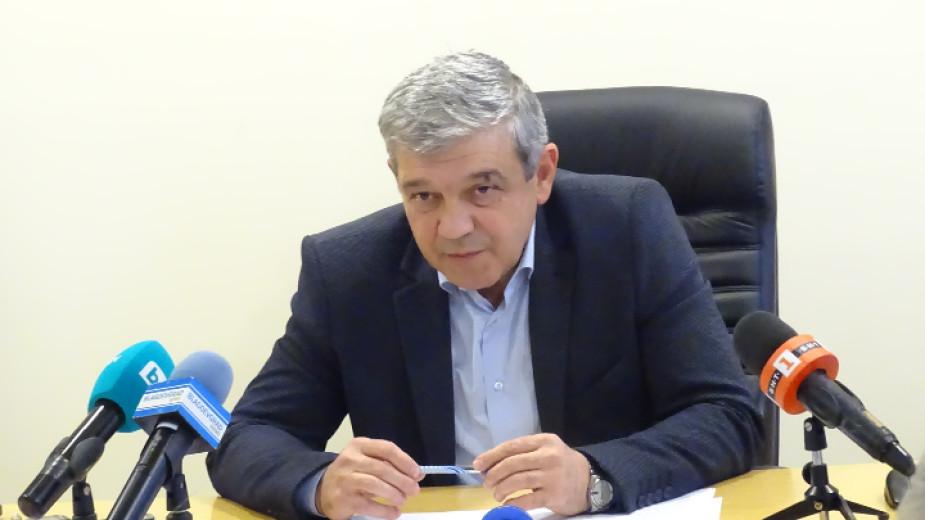 ОИК ще решава дали кметът Томов да остане на поста